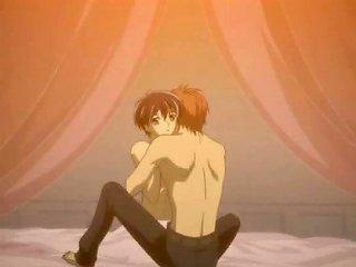 Horny Anime Gay Having Love And Sex