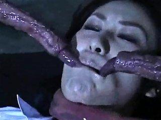 Tentacles Fucking A Poor Girl Drtuber