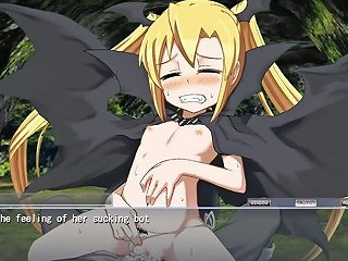 The Request Button Vampire Girl Monster Girl Quest 1