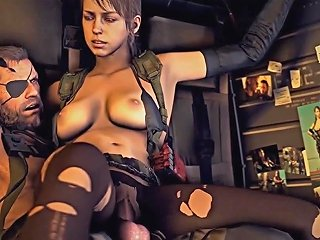 Metal Gear Last Mission For Quiet 3d Hd Pov Free Porn Cd